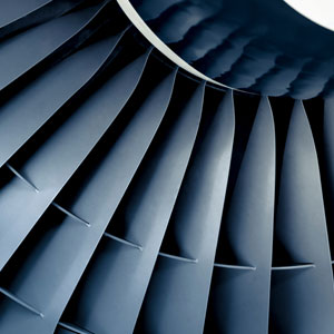 Densified Casting Aircraft Turbine Blades Components