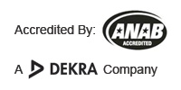 Accredited By ANAB. A DEKRA Company.